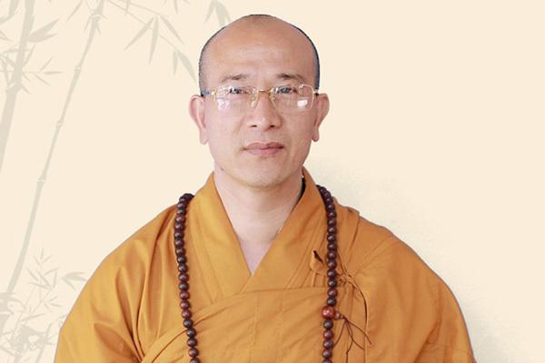 Trụ trì chùa Ba Vàng – Thầy Thích Trúc Thái Minh từng giũ bỏ sự nghiệp đi tu