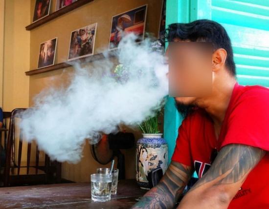 Hút thuốc lá điện tử có nguy cơ gây ung thư