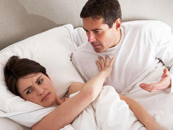 Viêm phụ khoa khiến vợ chồng không còn tin tưởng nhau