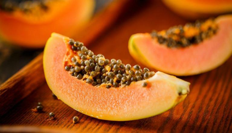Bài thuốc từ hạt đu đủ giúp giải độc gan, tránh xơ gan