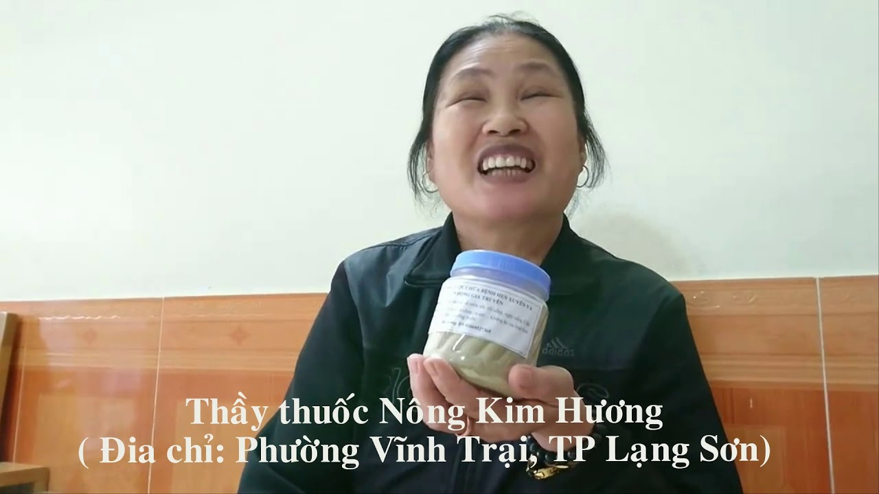 Bài thuốc nam chữa bệnh hen suyễn và viêm phế quản của thầy thuốc Nông Kim Hương
