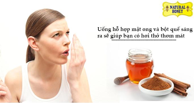 Cách chữa trị hôi miệng bằng bột quế hiệu quả ngay sau 5 phút mỗi ngày