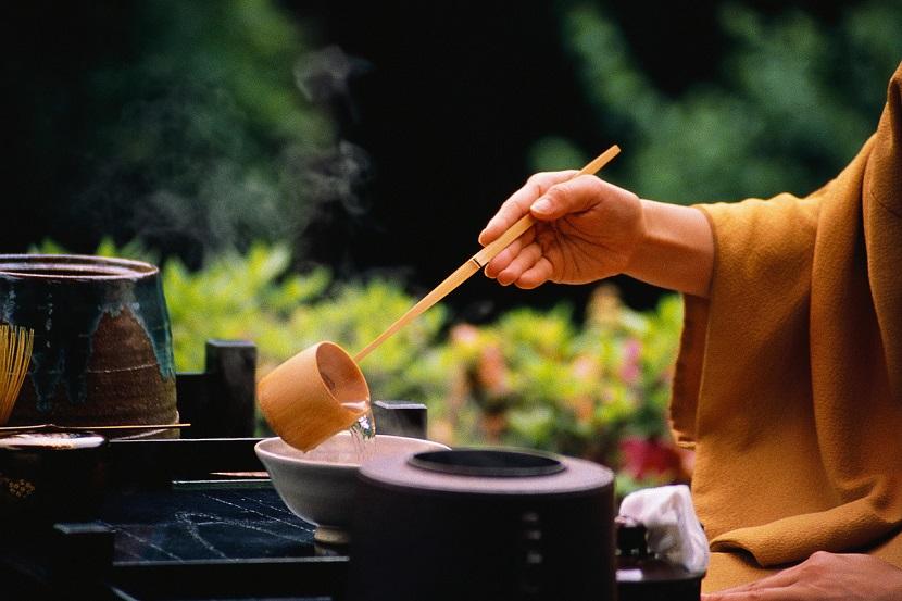 Văn hóa cảm ngộ về trà thiền
