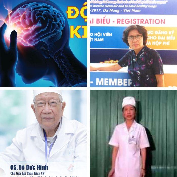 Những bác sĩ chữa bệnh động kinh giỏi và các bệnh viện chữa động kinh tốt nhất