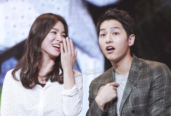 Song Hye Kyo ly hôn Song Joong Ki: Bí mật về cái thai trong bụng Song Hye Kyo?