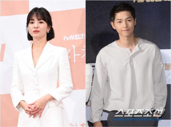 Song Joong Ki ly hôn Song Hye Kyo sau gần 2 năm chung sống