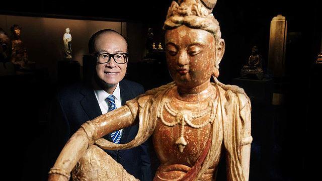 Tỷ phú Lý Gia Thành mở bảo tàng nghệ thuật phật giáo tại Thiền viện Tsz Shan