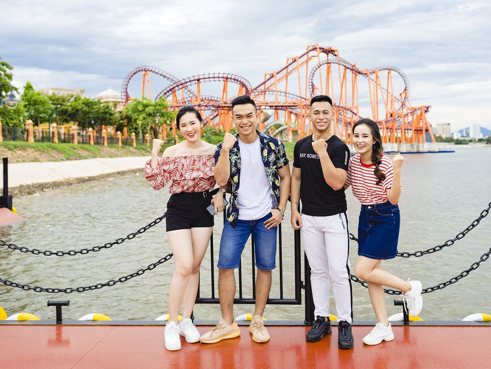 Vui chơi nghỉ dưỡng hấp dẫn không mất vé tại Sun World Danang Wonders