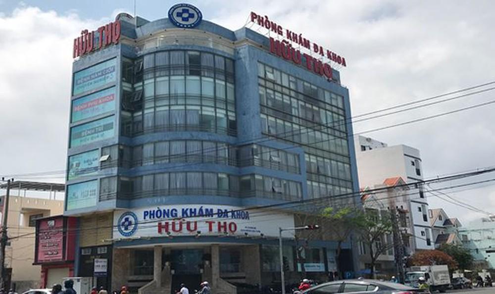Phòng khám Đa khoa Hữu Thọ bị phạt 150 triệu về xả thải không đạt quy chuẩn