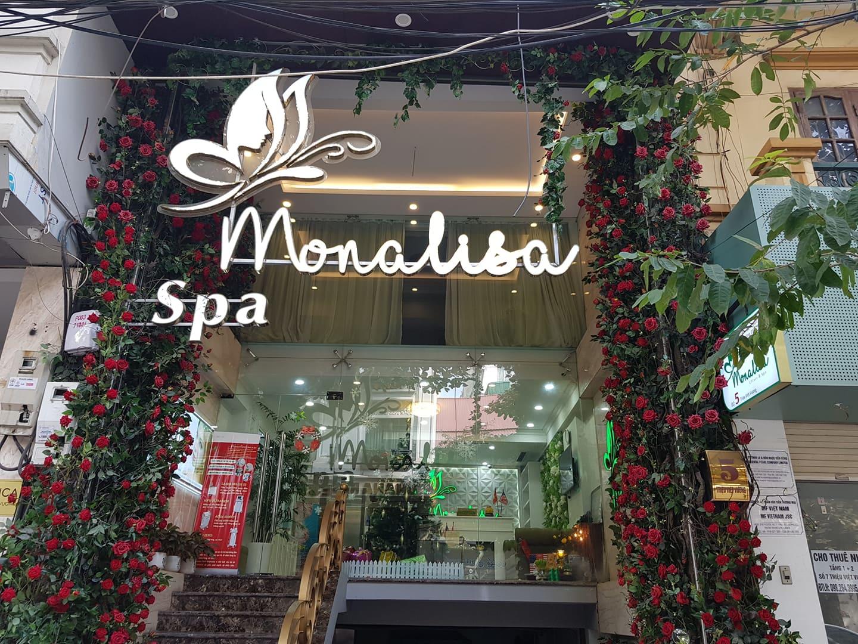 Monalisa clinic & Spa mang mỹ phẩm bôi da ra mời khách hàng tiêm giảm béo?
