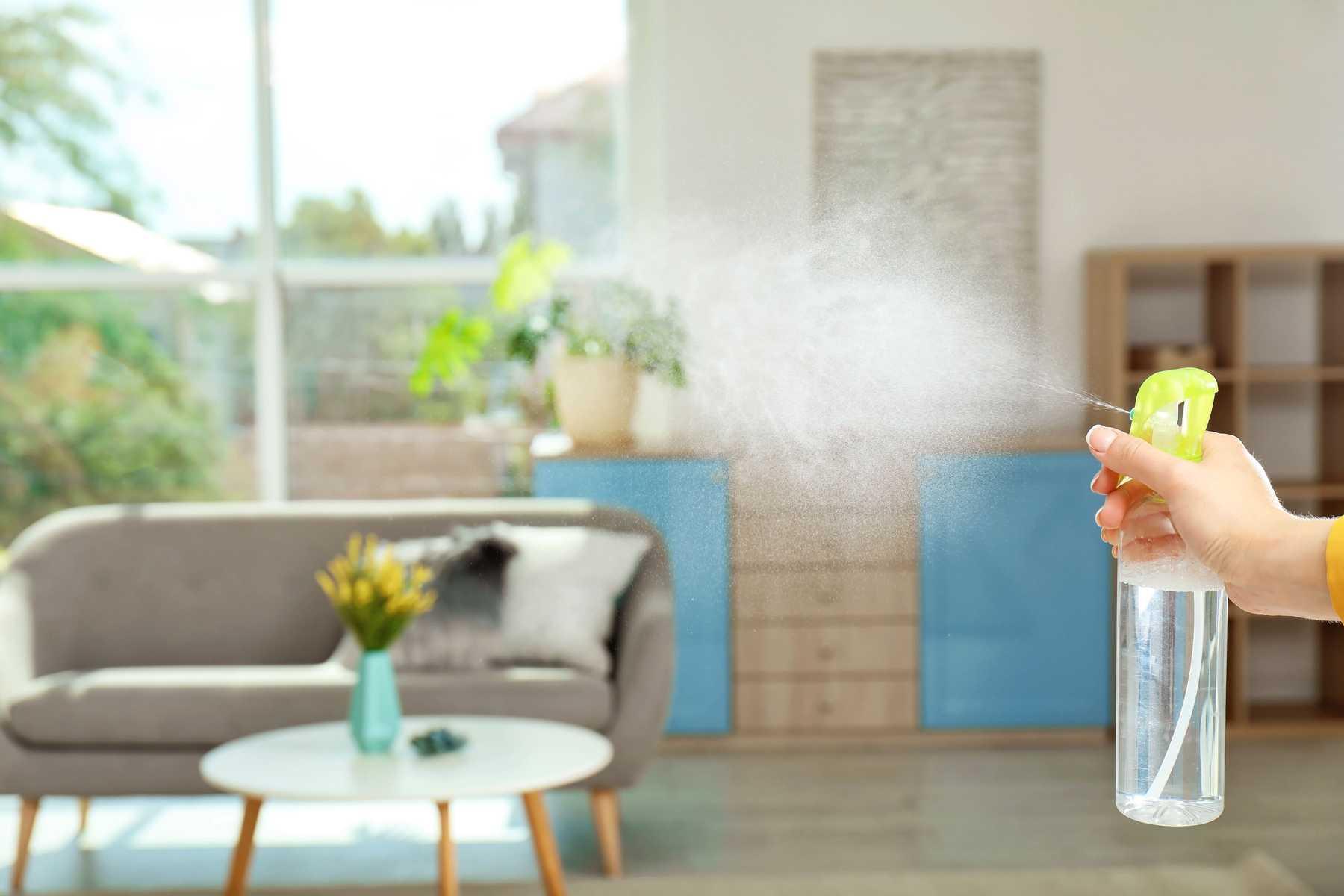 Cách khử mùi hôi trong nhà bếp bằng tinh dầu hồi