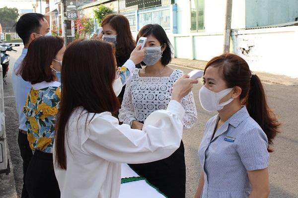 Dược Hậu Giang thắt chặt quy trình phòng ngừa dịch cho 3.000 lao động