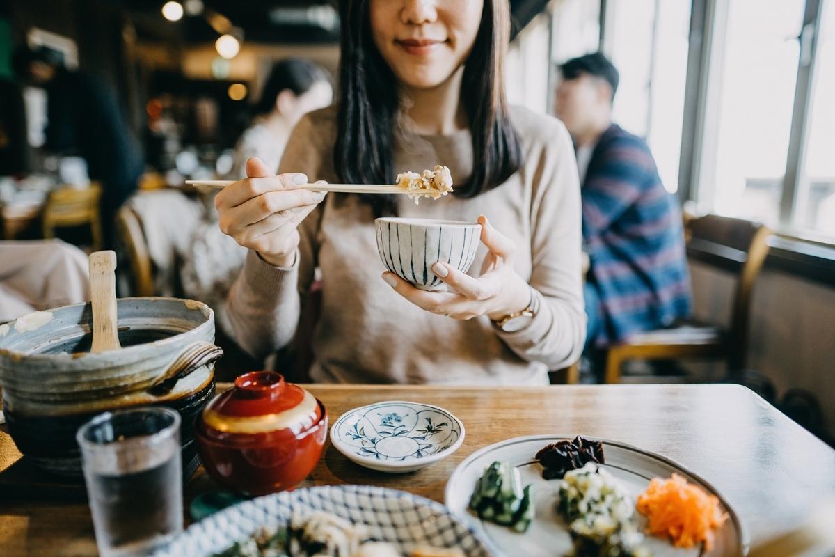 Khám phá chế độ ăn kiêng giảm cân của phụ nữ Nhật