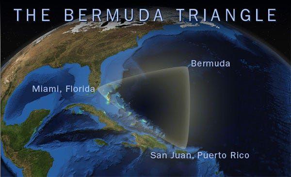 Những câu chuyện đáng sợ chưa có lời giải ở Tam giác Quỷ Bermuda