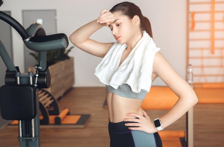 Có nên tập luyện khi đang ốm?
