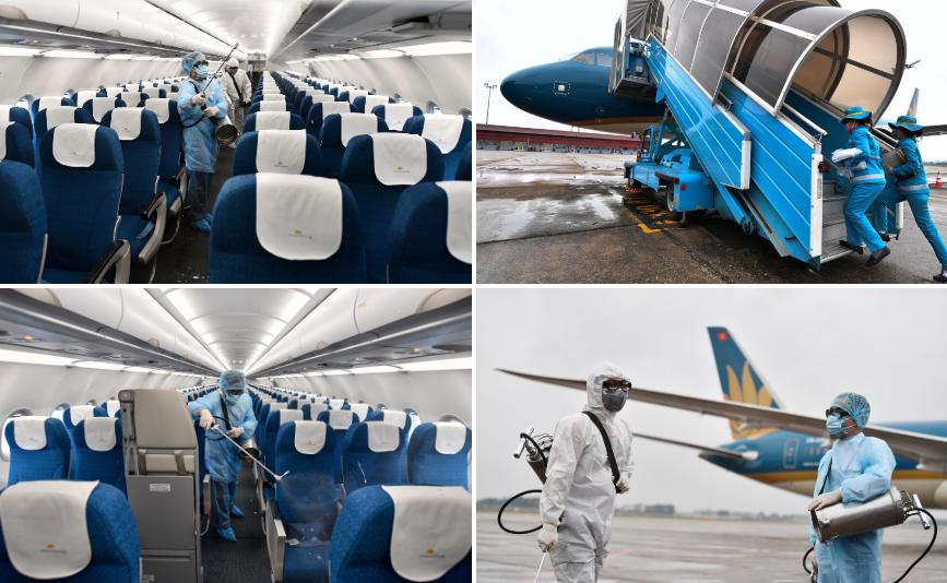 Truy tìm người đi cùng chuyến bay cùng hành khách Nhật nhiễm covid-19