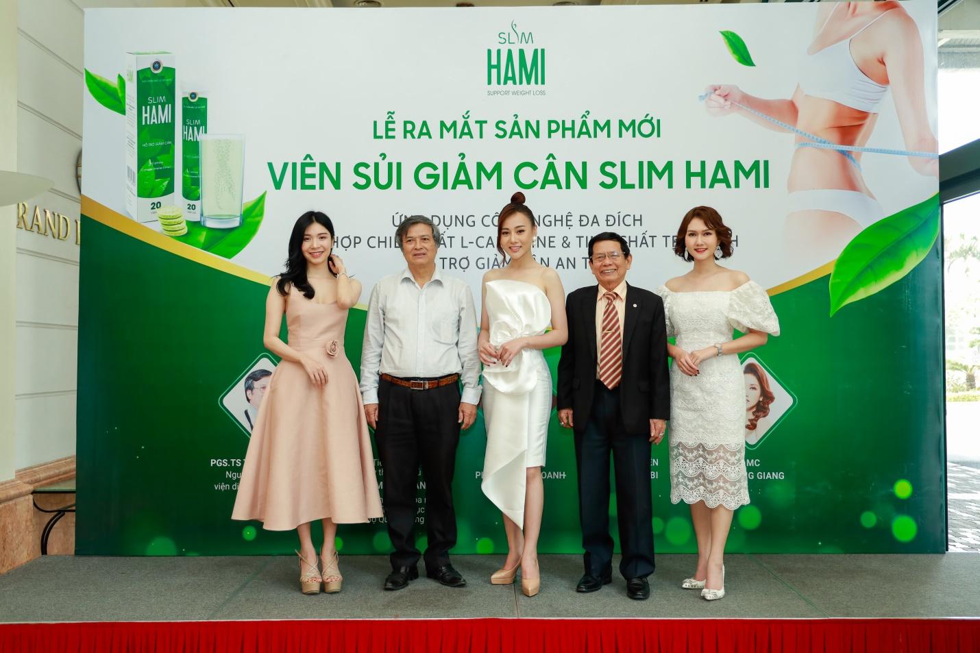 Viên sủi giảm cân Slim Hami – Giải pháp hỗ trợ giảm cân an toàn cho người Việt