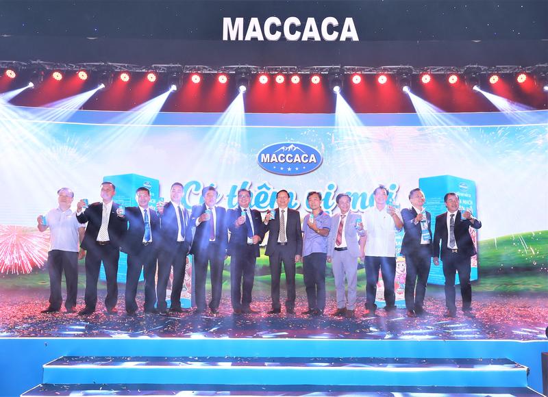 Macca Nutrition Việt Nam tung ra 4 sản phẩm sữa hạt mắc ca hương vị mới