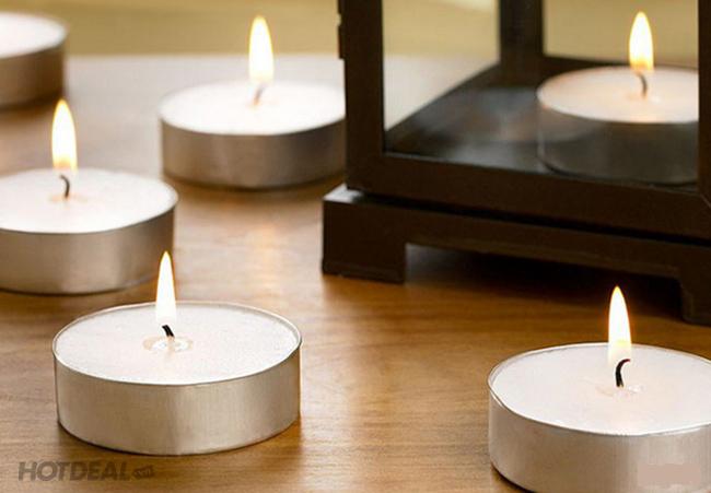 Thắp nến khử mùi hôi khó chịu, tạo hương thơm cho không gian sống