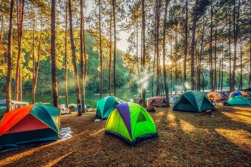 Top 15 Những Địa Điểm Cắm Trại Quanh Hà Nội cực chill