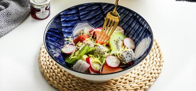 Thực đơn salad siêu ngon nhưng chế biến đơn giản cho nang lười