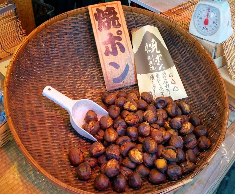 10 món ăn nhất định phải thử khi đến Nhật vào mùa thu
