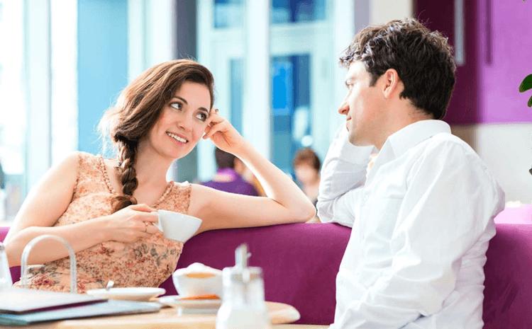 Học lỏm cách nói chuyện có duyên để ghi điểm tuyệt đối với người yêu