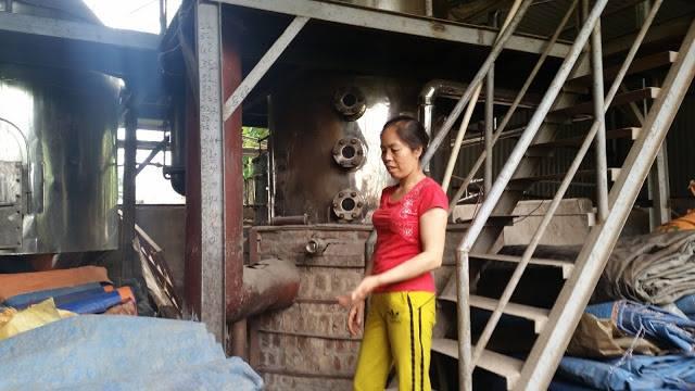 Bí quyết nấu tinh dầu hoa hồi chuẩn xứ Lạng từ những người trong nghề
