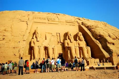 Ngược dòng thời gian tìm về lịch sử du lịch thời cổ đại