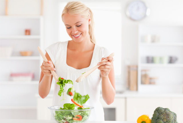 Dinh dưỡng và chế độ ăn của người Bắc Âu, Đông Á và Địa Trung Hải