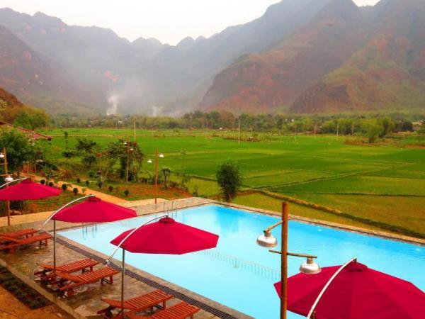 Điểm danh những khu nghỉ dưỡng nổi tiếng đẹp ngây ngất