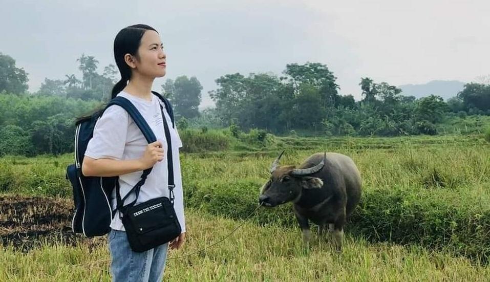 Minh Nga (cô gái rừng Bh.nong): Bỏ nghề báo về quê làm nông dân