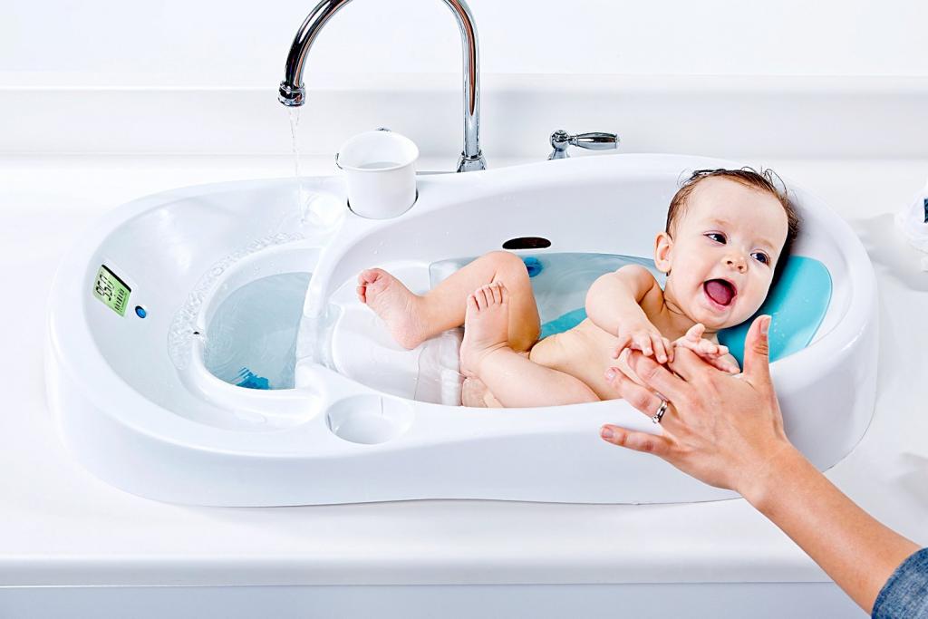 Bồn tắm sục cho bé: Trị liệu và massage body toàn diện cho trẻ