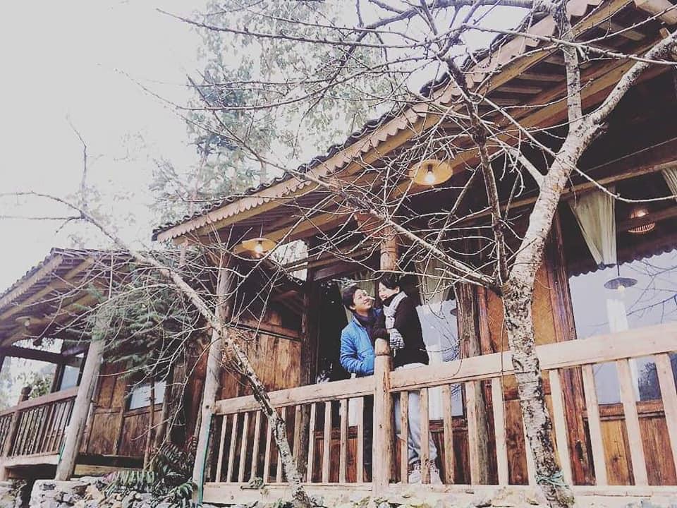 Ngắm homestay Lolo Eco House tuyệt đẹp ở Hà Giang