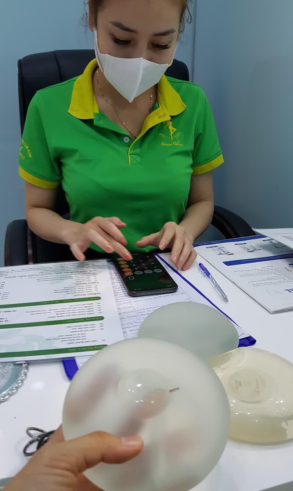 TMV Sài Gòn Venus: Dùng hợp tác chuyên môn làm 'bình phong' cho phẫu thuật thẩm mỹ trái phép?